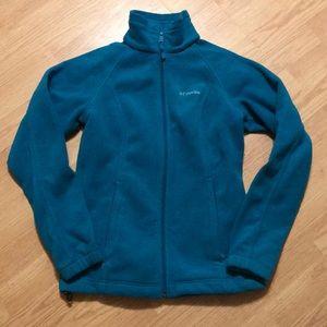 Columbia Women's full zip up fleece size small